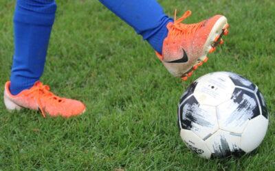 Reprise école de foot masculine