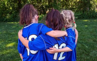 Reprise école de foot Féminine