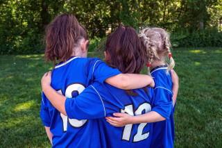 joueuses lannion football club