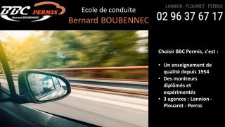 BERNARD BOUGUENNEC CONDUITE