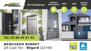 MENUISERIE BONNOT BEGARD