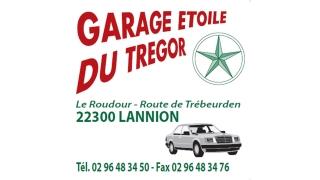 GARAGE ETOILE DU TREGOR LANNION
