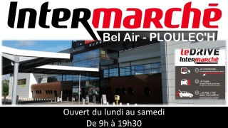 INTERMARCHE BEL AIR PLOULEC'H