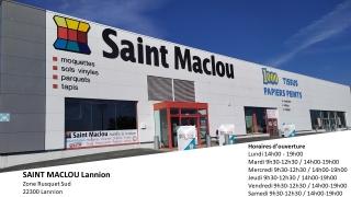 SAINT MACLOU LANNION