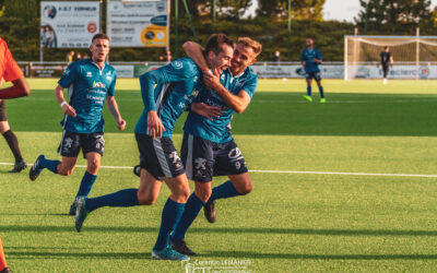 Saison 2020-2021 : match LFC – AGL Fougères