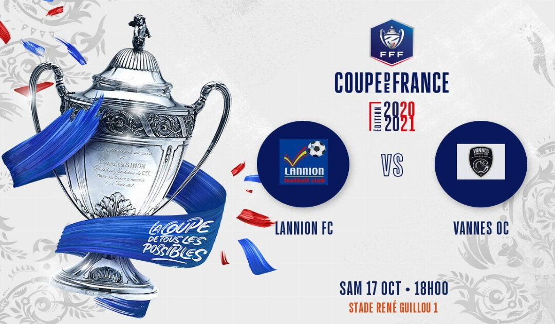 Coupe de France 2020-2021  : 5ème tour
