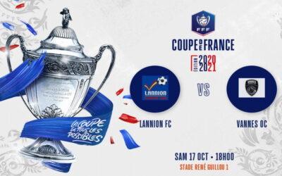 Coupe de France 2020-2021  : 5ème tour