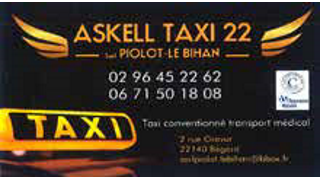 ASKELL TAXI 22