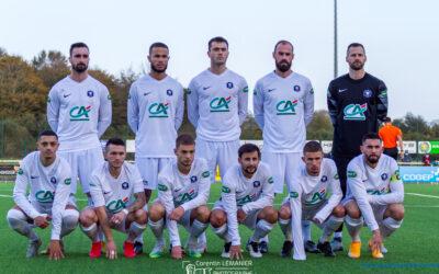 Coupe de France 2020/2021 (5ème tour) : LFC-VOC