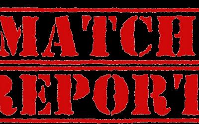Report du match du 24/10 contre ST COLOMBAN LOCMINE au 11/11