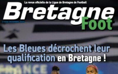 Le « Bretagne Foot » – Décembre 2020 disponible !