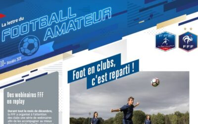 Newsletter Foot Amateur LFA #10