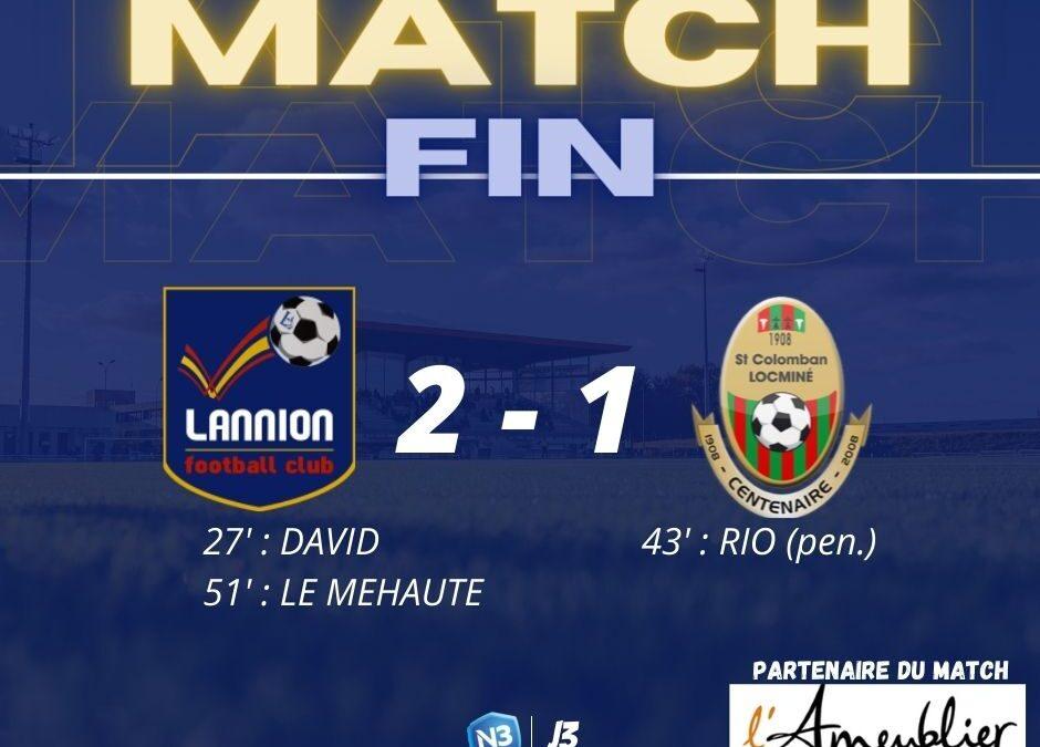 N3 – J2 : résumé du match LFC-LOCMINE