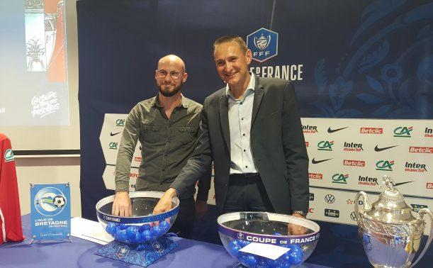 Tirage coupe de France et Gambardella