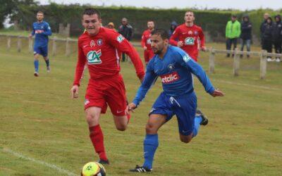4e tour Coupe de France : FC CROIX CORLAY 0 – 1 LANNION FC